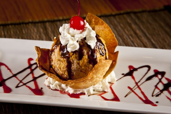 Go Back > Gallery For > Fried Ice Cream