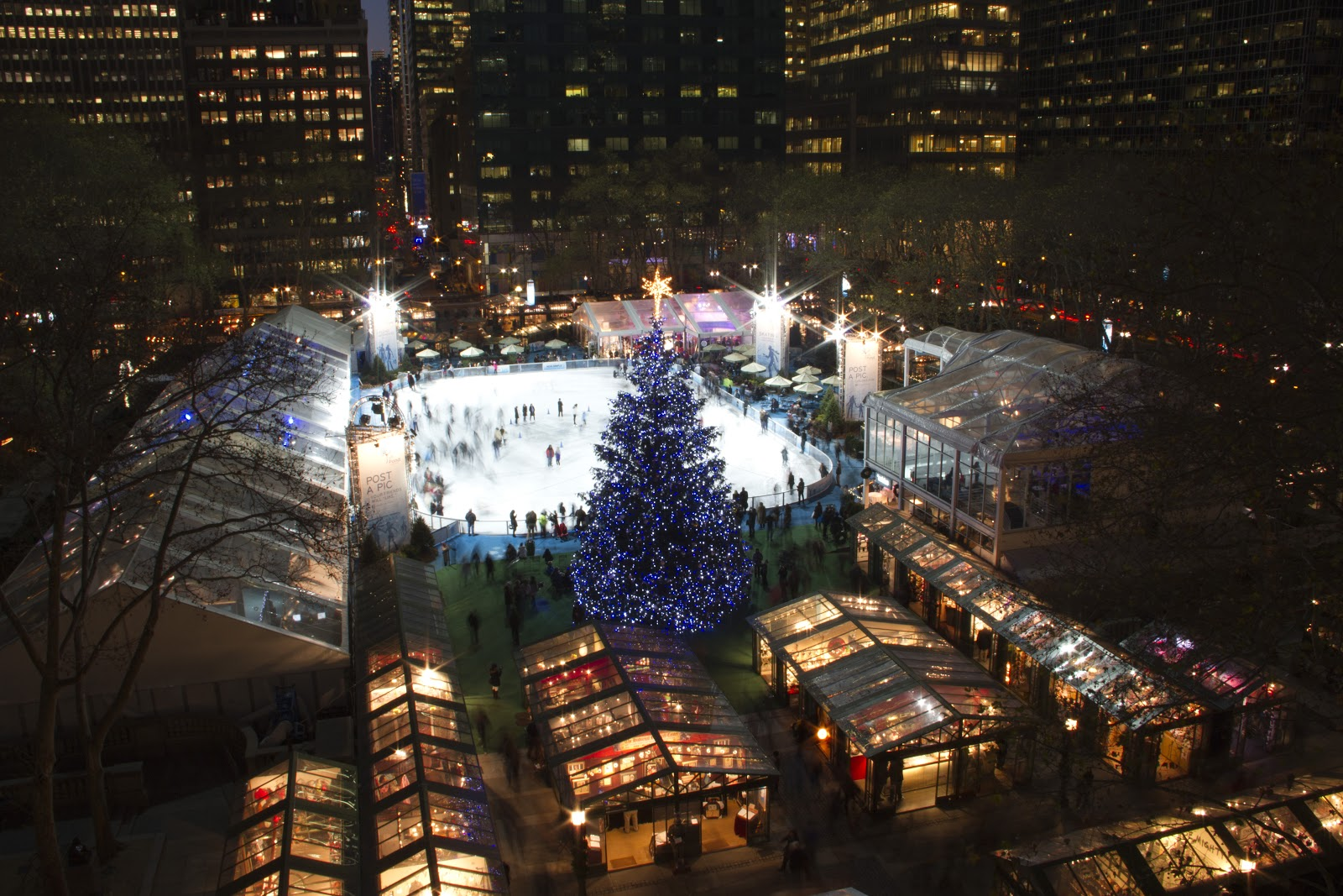 Holiday Markets and Fairs in NYC | Taste Savant